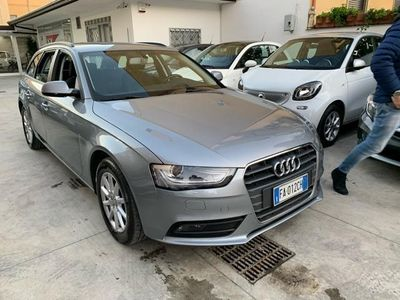 usata Audi A4 Avant 2.0 TDI 150 CV multitronic Busi