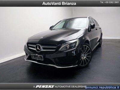 second-hand Mercedes C250 Classe C (W/S205)BlueTEC S.W. 4Matic Automatic Premium