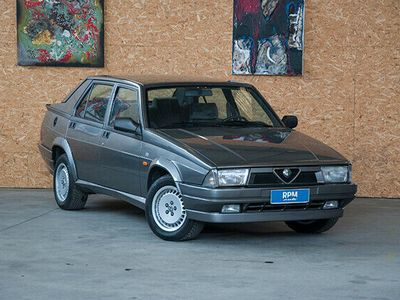 usata Alfa Romeo 75 2.0i Twin Spark targa MI IMPERDIBI