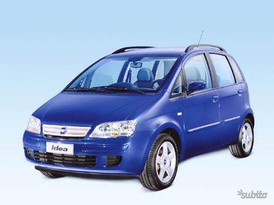 usata Fiat Idea 1.3 Multijet 16V 70 CV BlackLabel