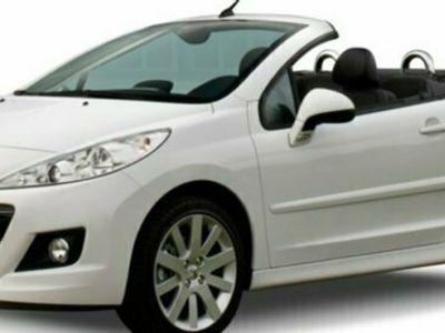 usata Peugeot 207 CC