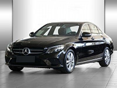 usata Mercedes C180 Avantgarde Spur+totw Multibeam Navi Kamera