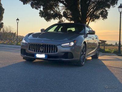 usata Maserati Ghibli 3.0 250 cv Full No Superbollo