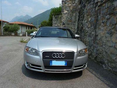 usata Audi A4 Cabriolet 3.0 TDI F.AP. quattro