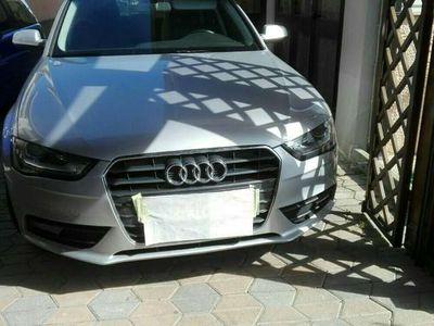 usata Audi A4 station wagon2.0 TDI 143CV F.AP. Ambiente