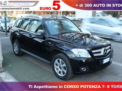 gebraucht Mercedes GLK220 CDI 4Matic BlueEFFICIEN...
