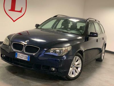 usata BMW 530 530D*DIESEL*AUTOMATICA*GARANZIA*NAVI*PELLE*FULLOPT