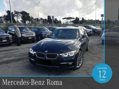 usata BMW 325 Touring d Luxury auto