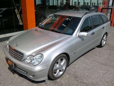 używany Mercedes 220 Classe C Station WagonCDI Classic