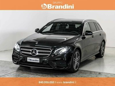 usata Mercedes E220 Classe ES.W. 4Matic Auto Premium Plus