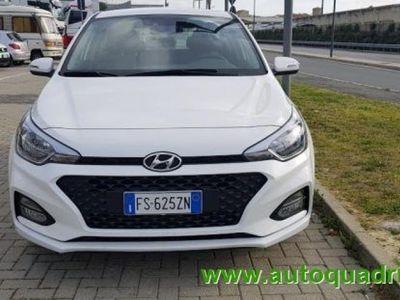 usado Hyundai i20 1.0 T-GDI 5 porte Turbo Edition