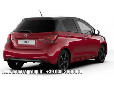 "usata Toyota Yaris 1.0 5 p. Trend ""Platinum Edition"" TSS"