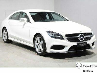 usata Mercedes CLS250 d 4Matic Premium COMAND rif. 13302759