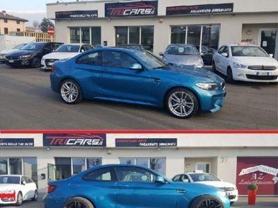 usata BMW M2 coupé dkg - tetto - permute