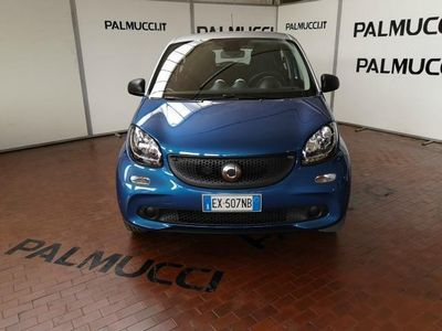 usata Smart ForFour 70CV 1.0 Benzina Passion Coupe