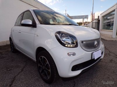 used Smart ForFour 90 0.9 Turbo Passion