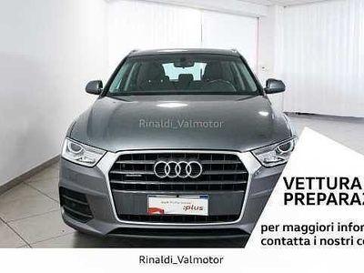 usata Audi Q3 2.0 TDI 150 CV quattro S tronic Business