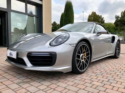 usata Porsche 911 Turbo S 3.8 Cabriolet *LISTINO 250.000EUR:*