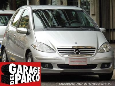 gebraucht Mercedes A180 CDI ELEGANCE AUTOMATICA *CLIMA*CERCHI*TAGLIANDI*