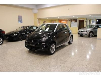 brugt Smart ForFour 1.0 71CV E6 YOUNGSTER ( CRUISE - BLUETOOTH )