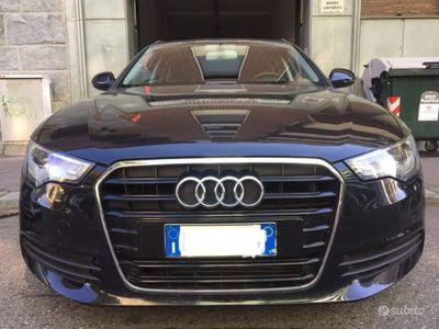 usata Audi A6 A6 2.0 TDI 177 CV multitronic Ambiente