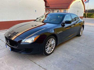 usata Maserati Quattroporte S Q4 Automatik
