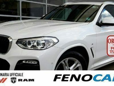 usata BMW X3 xDrive20dA M Sport LED PANO HUD
