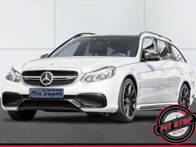usata Mercedes E63 AMG sw 4 Matic * Harman/Kardon;cam;Tetto * rif. 11392069