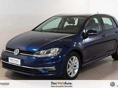 usata VW Golf 1.6 TDI 115 CV DSG 5p. Executive