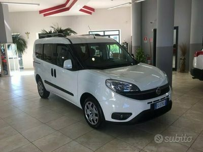 usata Fiat 1600 Doblo' autovettura 7 PostiMTJ 120 CV
