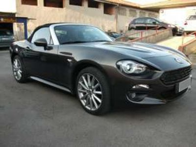 usata Abarth 124 Spider 1.4 Turbo MultiAir 170 CV Cambio AT6 KM 9800 Benzina