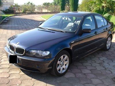 usata BMW 318 I (2.0) Cat 4 Porte Metano Usato