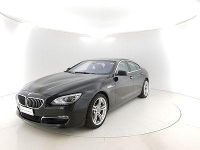usata BMW 640 SERIE 6 GRAN COUPE Serie 6 G.c. (f06) i Gran Coupé Futura