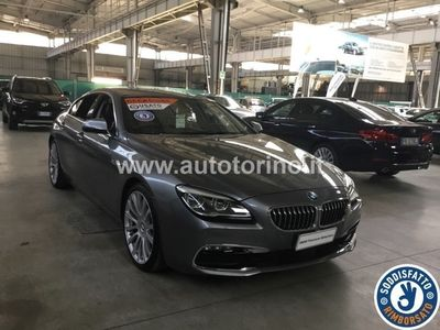 käytetty BMW 640 SERIE 6 GRAN COUPE d g.coupe xdrive Luxury auto