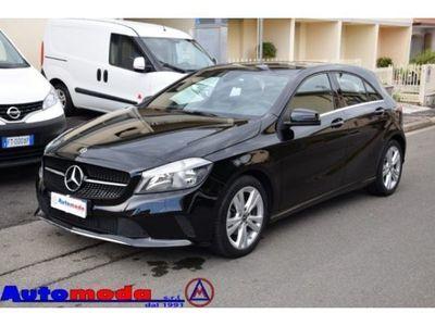 usata Mercedes A180 Classe A (W176)d Automatic Business