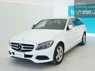 used Mercedes 170 Classe C SW sport automatico 2.1 Diesel
