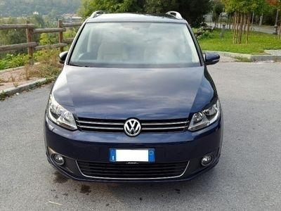 usata VW Touran Cambio automatico 7 POSTI full optional!!