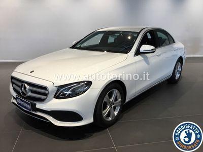 usata Mercedes E200 CLASSE E BERLINASport auto