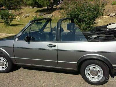 usata VW Golf Cabriolet Golf Cabriolet 1300 GL