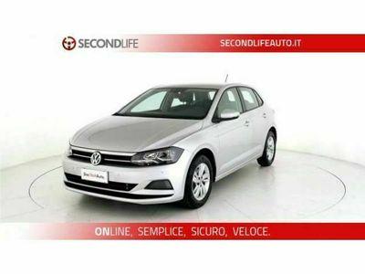usata VW Polo 6ª serie VI 2017 5p 1.6 tdi Comfortline 95cv
