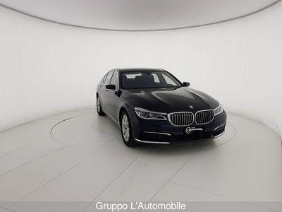 usata BMW 730 Serie 7 G/11-12 2015 d xdrive Luxury auto