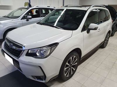usata Subaru Forester 2.0d UNLIMITED CVT - FULL OPTIONAL !!!