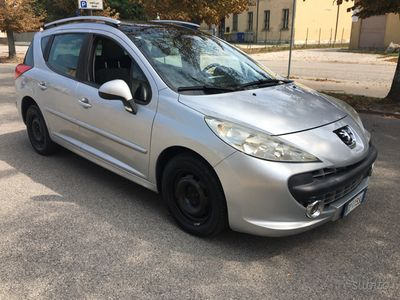 used Peugeot 207 1.6 8V HDi 93CV SW X Line