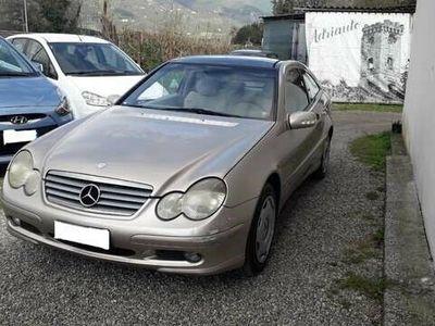 usata Mercedes C200 cat Sport