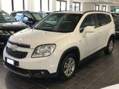 usata Chevrolet Orlando 1.8 GPL LT Benzina/GPL