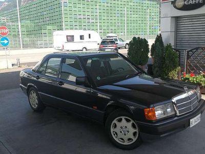usata Mercedes 190 1.8 E GPL