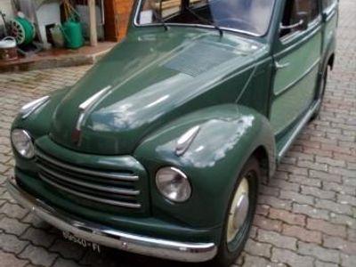 usata Fiat Belvedere - anno 1954