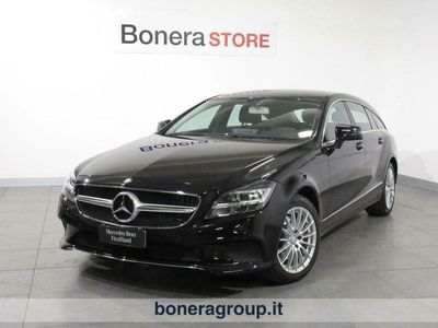 used Mercedes CLS250 Shooting Brake D Premium 4Matic 7G-Tronic Plus