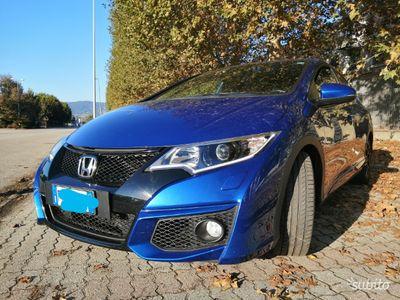 usata Honda Civic 1.6 I-DTEC sport navy