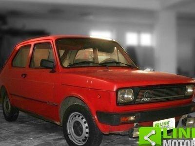 usata Fiat 127 1050 3 Porte CL - CONSERVATA -
